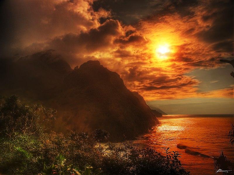 文件:拿帕里海岸海岸kalalu线索,kauai.jpg