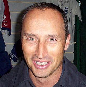 Nasser Hussain - Hussain in 2005