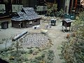 National Museum of Ethnology, Osaka - The house of Ainu - Model.jpg