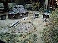 National Museum of Ethnology, Osaka - The house of Ainu - Model.jpg