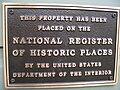 National Register of Historic Places plaque, Portland OR.JPG