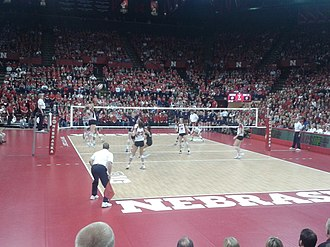 Nebraska Cornhuskers - Nebraska playing Penn St in 2013