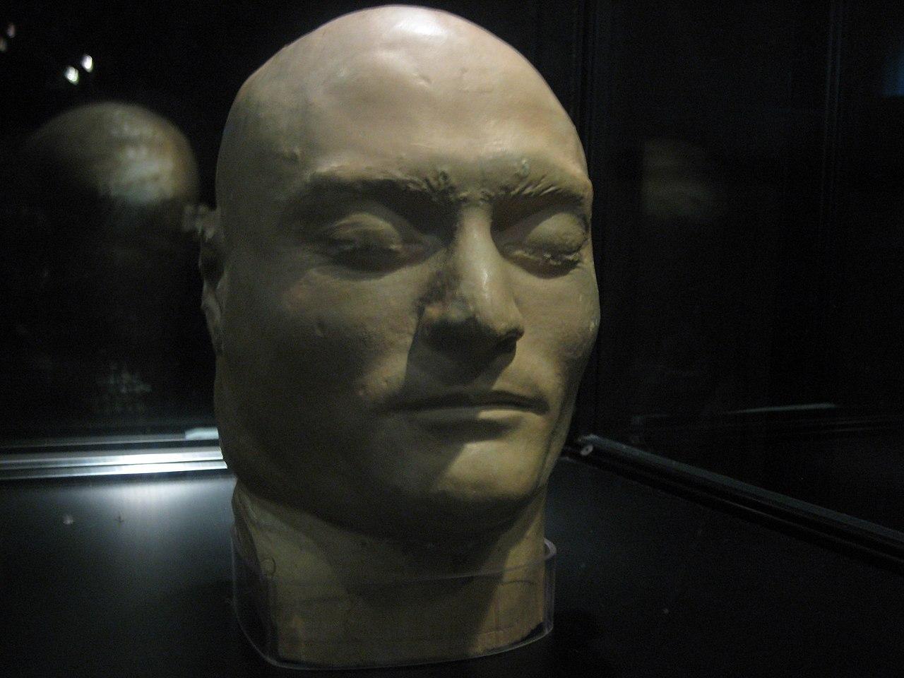 filened kelly deathmask 2jpg wikimedia commons