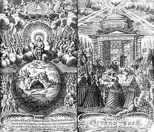 Gottfried Vopelius - Image: Neu Leipziger Gesangbuch