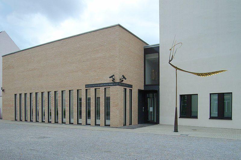 Neue Synagoge Gelsenkirchen. Quelle: Wikipedia.jpg