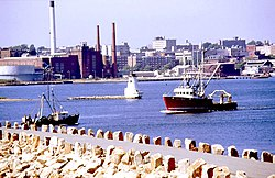 New Bedford, Massachusetts.