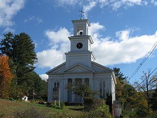 New Hampton Community Church United States historic place