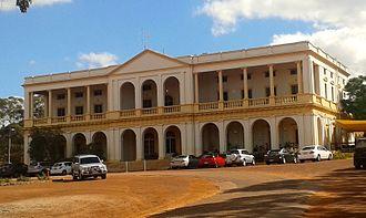 New Norcia, Western Australia - New Norcia Hotel