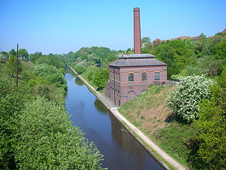Smethwick Engine - New Smethwick Pumping Station