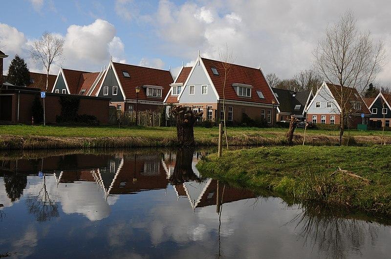 В ближайшее время власти Нидерландов выделят 620 млн.евро для постройки новых 51 000 домов