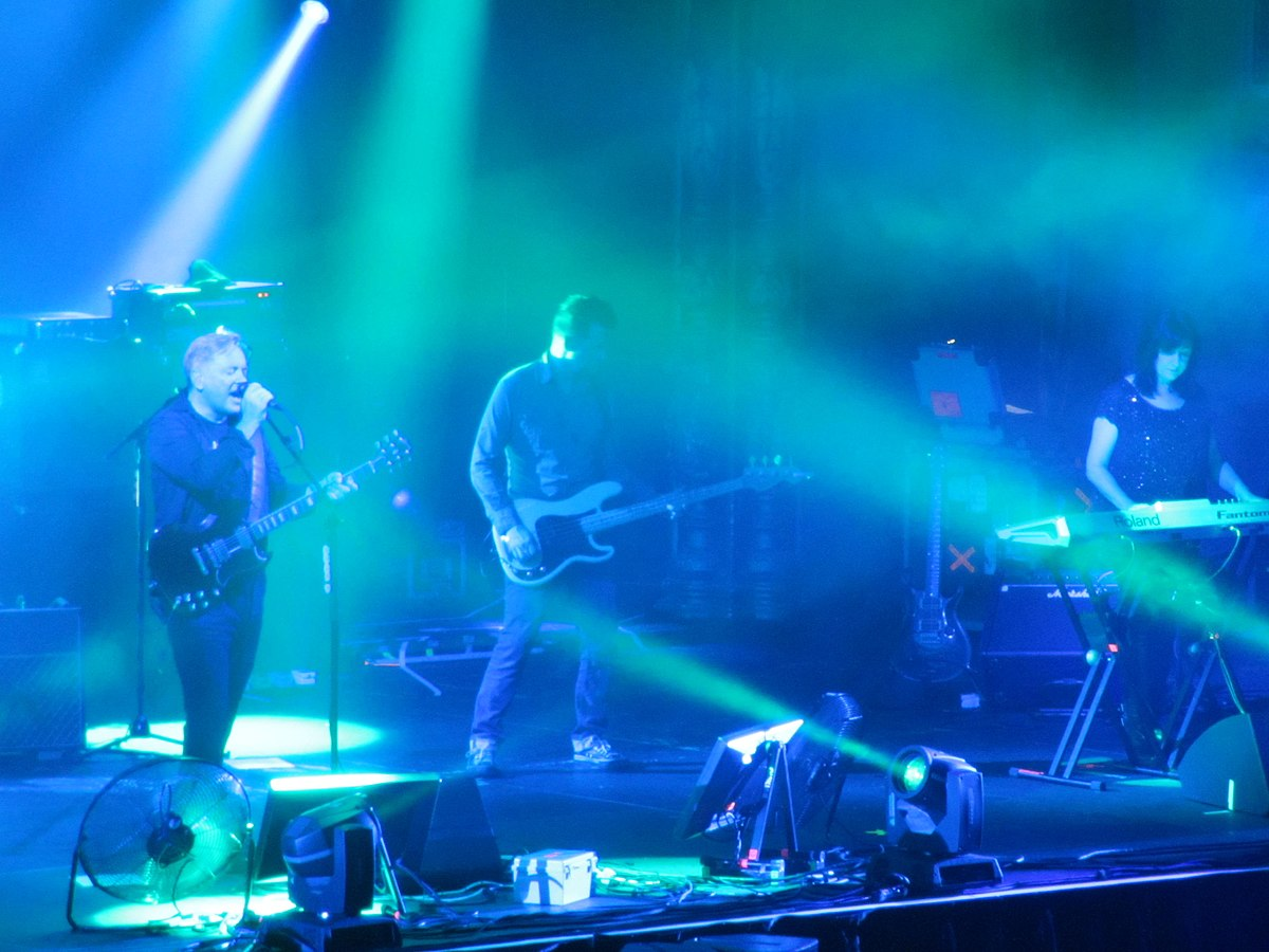 List of songs recorded by New Order - Wikipedia