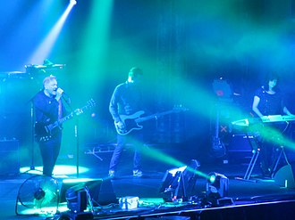 New Order (band) - New Order in 2012