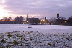 Newbridge College at Sunset.jpg