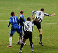 Newcastle United FC vs Chelsea FC, 28 November 2010 (2).jpg