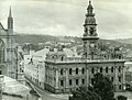 Newly Completed Dunedin Town Hall 1929 (26795573054).jpg