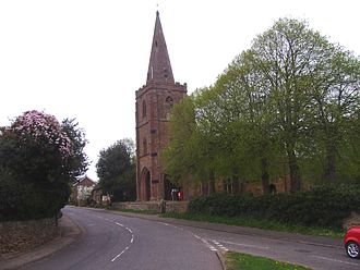 Newnham, Northamptonshire - The Parish Church of Saint Michael's