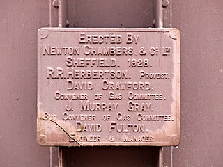 Newton, Chambers & Co. deceased UK company combine
