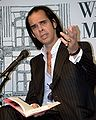 Nick Cave in New York City 2009 portrait 2.jpg