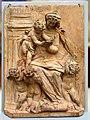 Nicolò roccatagliata, madonna col bambino e angeli, venezia 1600 ca.jpg