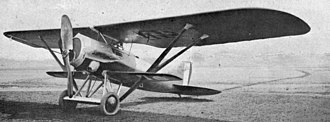 Nieuport-Delage NiD 42 - Nieuport Delage NiD 44 C.1 photo from L'Aéronautique January,1926