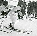 Nils Östensson and Nils Täpp, St. Moritz 1948.jpg