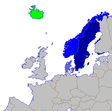 Scandinavia - Wikipedia