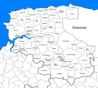 North Devon - Parishes of North Devon