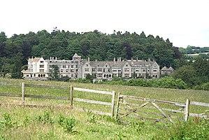 Bovey Castle - Image: North Bovey Bovey Castle