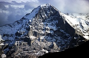 Eiger - Image: North face