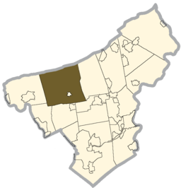 Northampton county - Moore Township.png