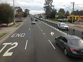 Northbound on the Windsor Road at Baulkham Hills.jpeg