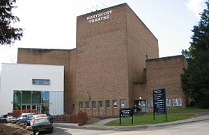 Northcott Theatre Exeter May Closes