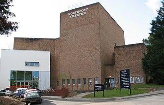 Northcott Theatre - The Northcott Theatre after its 2007 refurbishment.