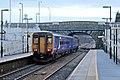 Northern Rail Class 156, 156455, Lea Green railway station (geograph 3818859).jpg