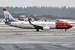 Norwegian (Peter C Asbjornsen Livery), EI-FHV, Boeing 737-8JP (26768817598).jpg