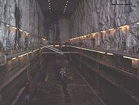 Norwegian submarine docking facility in Bergen.jpg