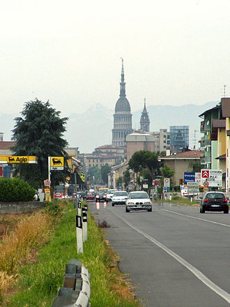 Agip - Image: Novara vista cropped