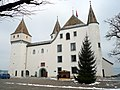 Nyon Castle Court. Нион, Швейцария - panoramio.jpg