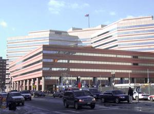 Thomas P. O'Neill Jr. Federal Building (Boston) - Tip O'Neill building, Boston