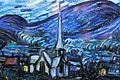 Oberhausen - Gasometer - Der schöne Schein - The Starry Night (van Gogh) 02 ies.jpg