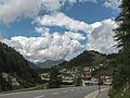 Obertauern, dorpszicht3 foto12 2011-07-27 12.22.JPG