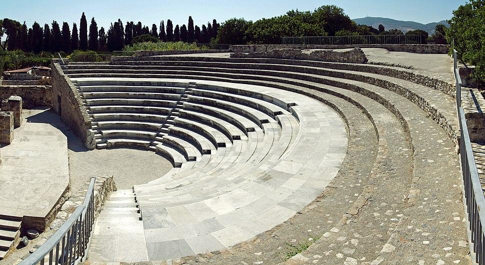 Odeon of Kos 3