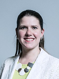Jo Swinson British politician