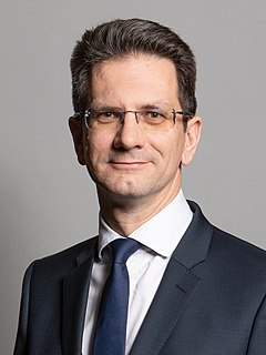Steve Baker (politician) British Conservative politician, MP for Wycombe