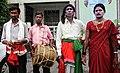 Oggu Katha art performers troupe.jpg