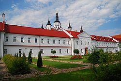Ogród renesansowy przy klasztorze 01