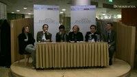 File:Okrogla miza - 20 obletnica plebiscita - Izziv svobode (7 del).webm