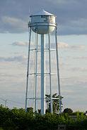 Olcott water tower