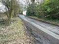 Old Damson Lane, near Elmdon - geograph.org.uk - 1768813.jpg
