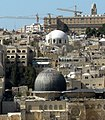 Old Jerusalem black and white domes.jpg
